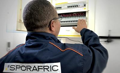 Installation & maintenance électricité & réseaux