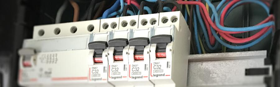 Nos produits d'électricité et domotique