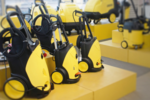 Nettoyeurs haute pression - Aspirateurs, nettoyeurs vapeur & accessoires - Balayeuses mécaniques