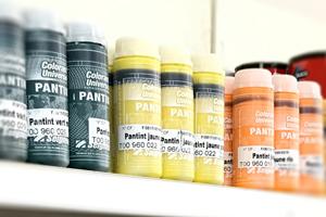 Sporafric Bâtiment Industrie Peinture Droguerie
