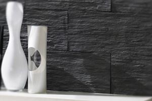 Pierres murales à décorer - Fibre de verre - Lambris de plafond - Dalles polystyrène - Moustiquaires en rouleau - Films de vitrages