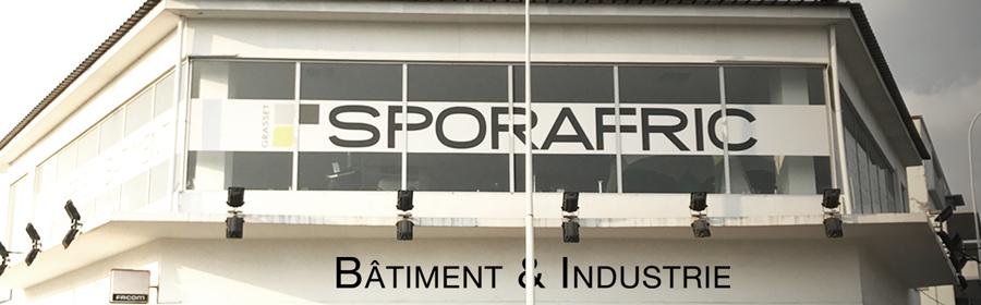 Sporafric Bâtiment et Industrie à Pointe-Noire